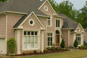 Left Front Photo by DFD House Plans